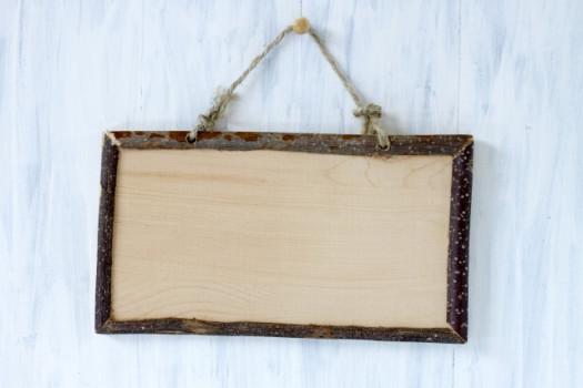 木製看板を自作してみよう!木製看板をDIYで素敵に仕上げる方法と手順
